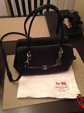Coach Madison Gray Handbag