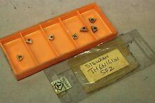 7x New Stellram TM6N 16UN SFZ Carbide Thread Mill Inserts CI707