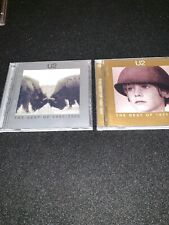 U2 • The Best Of 1980-1990 | The Best Of 1990-2000