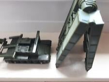 char AMX poseur de pont DINKY TOYS