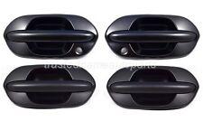 For Honda Odyssey Outside Exterior Door Handle Front Rear Left Right Primed Set Fits 2000