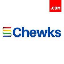 Chewks.com - 6 Letter Short Domain Name - Brandable Catchy Domain .COM Dynadot