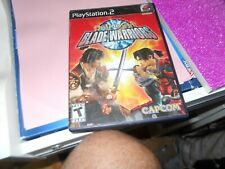 Onimusha: Blade Warriors (Sony PlayStation 2, 2004) WITH BOOLKET FREE SHIPPING