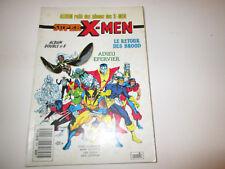 X-MEN  ALBUM 8  . LE 16 & 17   ..COMICS MARVEL/ SEMIC 1990..TBE