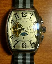 SEWOR AUTOMATIC MOONPHASE WATCH