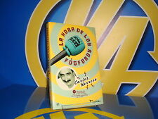 Libro LA HORA DE LOS FOSFOROS-Carlos Herrera