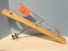 2-Celsius Elite Wooden Tip Up - Loaded with Features - Wtx5 -Tipup - Ice Fishing