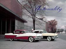 Mercury Montclair 1956  Press 8 x 10 Color  Photograph