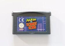 Game / Juego Mario vs. Donkey Kong Nintendo Game Boy Advance (Eur) (GBA)