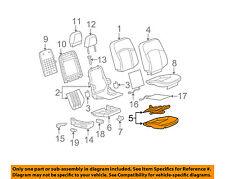Buick GM OEM 08-09 LaCrosse Passenger Seat-Foam Cushion Pad 19258127