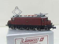 """LEMACO SPUR N No.023 E-LOK Ae 3/6 """"10007"""" BRAUN der SBB SC33"""