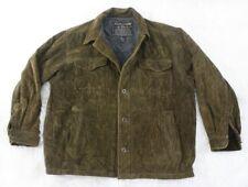 Abercrombie & Fitch Mens Wide Wale Corduroy Jacket Brown Blazer Sport Coat Sz M