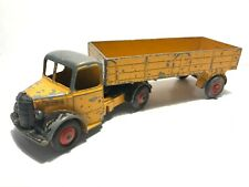 DINKY TOYS 521//Dan Toys Job Lot Code 3 Bedford articulated Lorry X2 Grande Valeur!