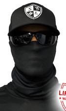 SA BLACK TACTICAL Face Shield Balaclava Head band Beanie Bandana do rag