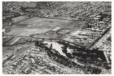 COBURG Pentridge Prison surrounds Aerial c1950-54 modern Digital Photo Postcard