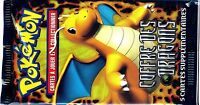 ① 1 BOOSTER CARTES POKEMON Neuf - COFFRE DES DRAGONS - DRACOLOSSE