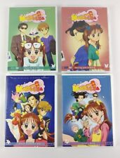 Kodocha Anime 4 DVD Set. Volumes 2. 4. 7. 8. Funimation