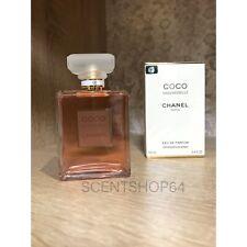 Chanel Coco Mademoiselle is Eau de Parfum 3.4 OZ 100 ml. authentic new sealed
