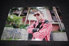 """STEVE-O signed Autogramm auf 20x30 cm """"JACKASS"""" Bild InPerson LOOK"""