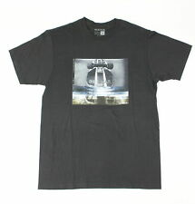 Nixon Mens Noise Short Sleeve T-Shirt Black M New
