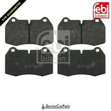 Brake Pads Front FOR BMW E38 95->01 728i iL 2.8 Petrol M52B28 286S1 286S2