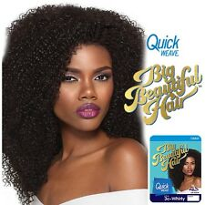 Outre Blue Pack HALF WIG Big Beautiful Hair - 3C WHIRLY - *BNIB*