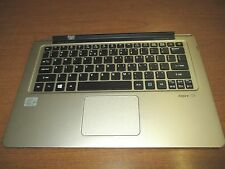 "GENUINE! ACER ASPIRE S3-391 KEYBOARD TOUCHPAD TOP CASE PALMREST 60.4TH02.004 ""A"""