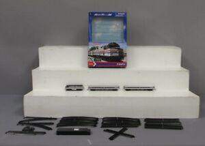 New Ray 08005 Amtrak F59PHI N Gauge Diesel Passenger Train Set LN/Box