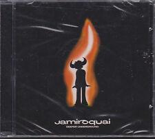 "JAMIROQUAI ""DEEPER UNDERGROUND"" CD SINGLE 6 TRACKS SEALED BRAND NEW 1998"