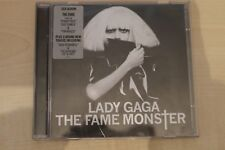 LADY GAGA - THE FAME MONSTER 2CD EDITION (CD ALBUM)