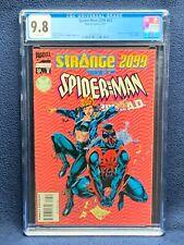 Spider-Man 2099 #33 Vol 1 Comic Book - CGC 9.8