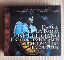 Jose Feliciano Dejavu Retro Gold Collection - 2 CD Deluxe Edition + Booklet NEW