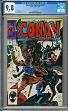 Conan the Barbarian #199 CGC 9.8 White Pages ONLY 5 GRADED 9.8