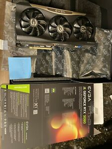 ✅ EVGA GeForce RTX 3080 FTW3 ULTRA GAMING 10G-P5-3897-KR Non-LHR - Lightly Used!