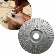 100mm Carbide Wood Sanding Carving Shaping Disc For Angle Grinder/Grinding Wheel