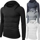 Men's Winter Hoodie Warm Hooded Sport Sweatshirt Coat Tops Blouse Sweater Jacket