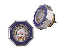 Mr. Gasket 2471B Thermocap Radiator Cap Temp Gauge 16 psi Thermometer