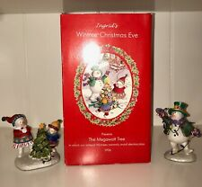 Ingrid's Wintree Christmas Eve w/box - The Megawatt Tree 1998 (2-piece set)