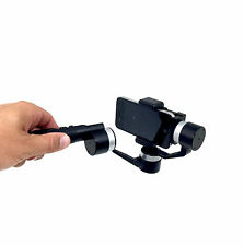 Glide Gear iPhone Samsung Smartphone Go Pro 3 Axis Motorized Video Stabilizer