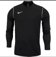 Nike Women's Dry Park 20 L/S Training Top Soccer Jersey Sz. M New Bv6889-010 &