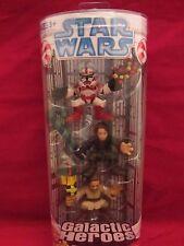 Hasbro  Star Wars Galactic Heroes Stocking Stuffer  (1215DJ1)  35364
