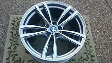 "BMW 7 SERIES ONE (SINGLE) REPLACEMENT GENUINE OEM FACTORY  STYLE 647 M 19"" WHEEL"