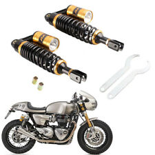 """11"""" 280mm Clevis Air Shock Fork Absorber For Yamaha Suzuki Bmw Honda Scooters (Fits: American)"""
