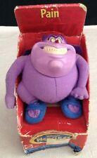 "Disney 1990's Mattel 69847 Hercules 5"" PAIN Plush Stuffed Figure w/ Vinyl Head"