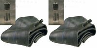TWO 23x8.50-12 23X9.50-12 23X10.50-12 Mower/Tractor Tire Inner Tubes HEAVY DUTY