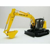 Sumitomo SH135X-7 Excavator Diecast Model 1/50 mini japanese quality New