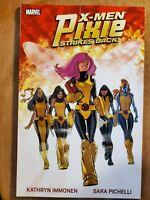 X-Men Pixie Strikes Back great condition X-23