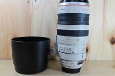 Canon 100-400mm f/4.5-5.6 Ultrasonic Lens in excellent condition from Japan