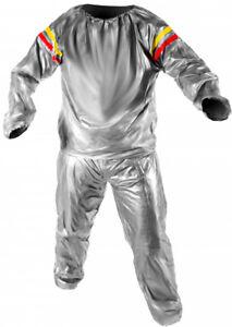 Saunaanzug Schwitzanzug Sauna Suit für Fitness Schweissanzug  909
