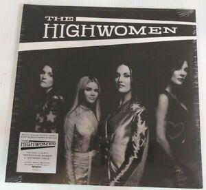 THE HIGHWOMEN Highwomen NEW SEALED 2xvinyl LP limited edition gatefold Elektra